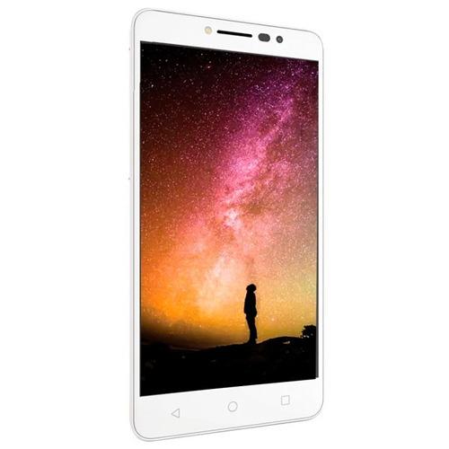 celular liberado tcl g60 6  16gb 13mpx color blanco
