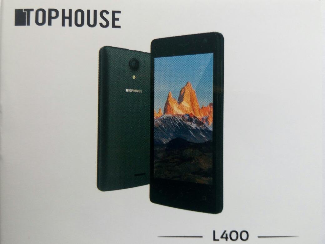3ae8f1a512b Celular Liberado Tophouse L400 4g Lte - $ 2.160,00 en Mercado Libre
