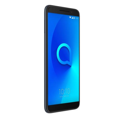 celular libre alcatel  16gb spectrum black 4g
