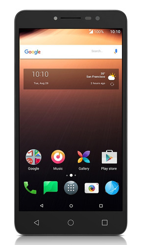 celular libre alcatel a3 xl 4g quad core android 7.0 16 gb