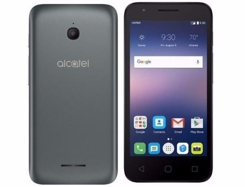 celular libre alcatel ideal 4060a 4.5'' 8gb 5mp/2mp 4g lte
