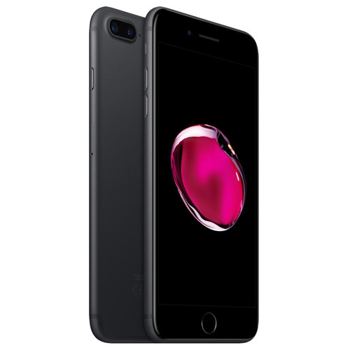 celular libre apple iphone 7 plus negro 32gb