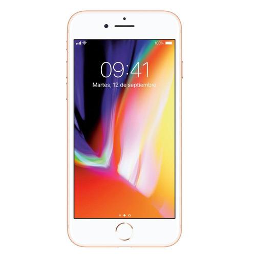 celular libre apple iphone 8 64gb mq6j2le/a dorado