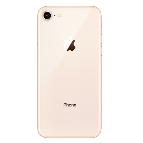 celular libre apple iphone 8 64gb mq6j2le/a dorado