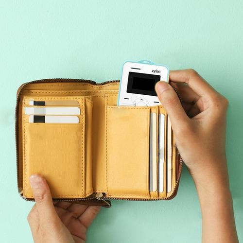 celular libre barato super fino tipo tarjeta bluetooth gtia!