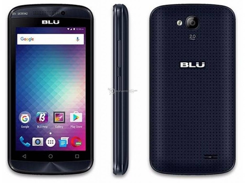 celular libre blu advance 4.0 dual sim cam 2mp 4gb ram 512mb