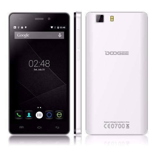 celular libre doogee x5 3g quad core 1gb ram 8gb 5 pulgdas