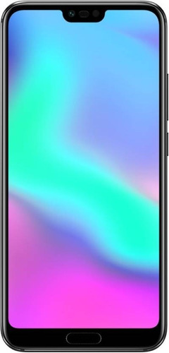 celular libre honor 10 128gb negro