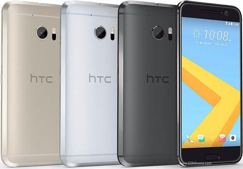 celular libre htc 10 m10 4 ram  32gb 12mp nfc 4g claro