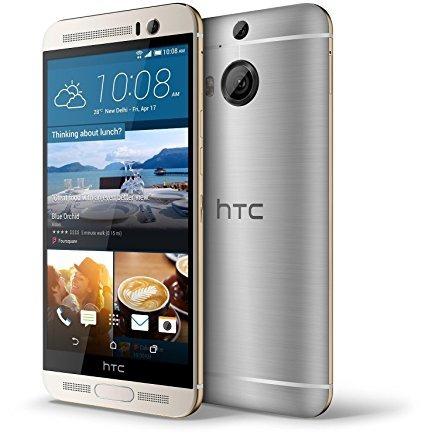 celular libre htc one m9 plus 5.2 huella 32gb 20mpx 4g