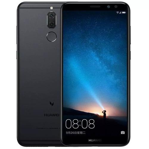 celular libre huawei mate 10 lite 64gb 4g lte + estuche