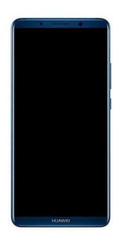 celular libre huawei mate 10 pro azul ds 4g + case + audífon