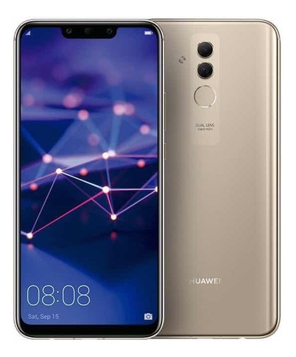 celular libre huawei mate 20 lite 6.3'' 64gb/4gb ram + 4 cam