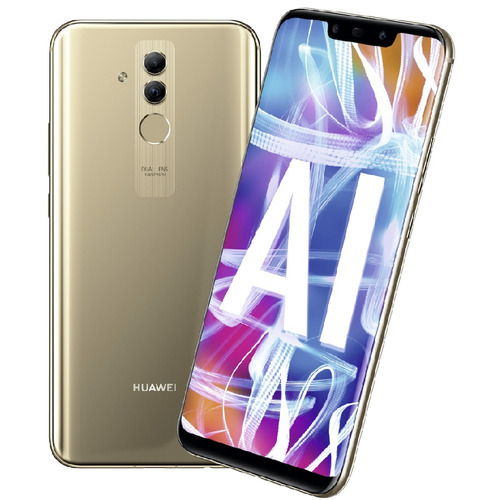 celular libre huawei mate 20 lite /64gb 4ram / 24mp + forro
