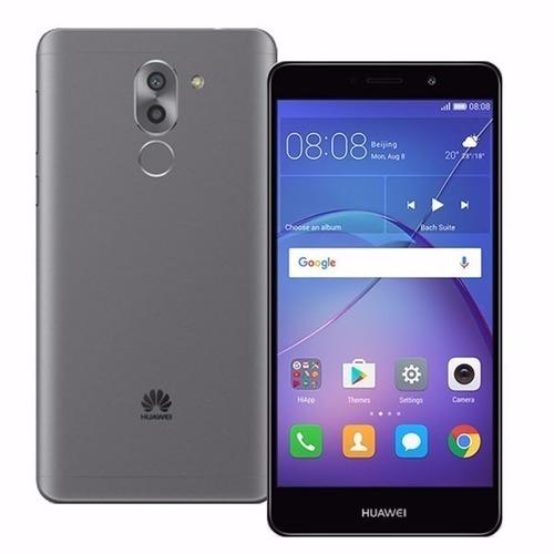 celular libre huawei mate 9 lite gris dual sim 32gb 4g lte