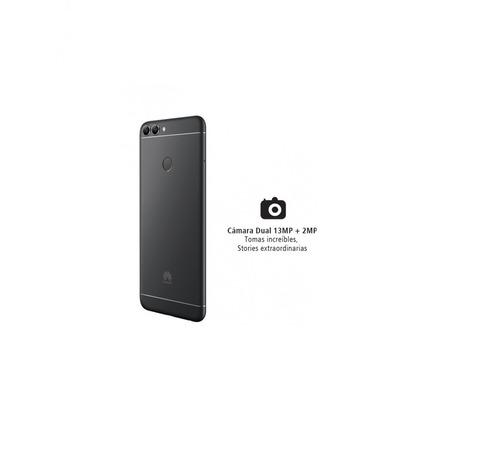 celular libre huawei p smart ds negro 4g oferta nuevo