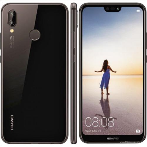 celular libre huawei p20 lite 5.8''/ 32gb / 16mp+2mp 4gb ram