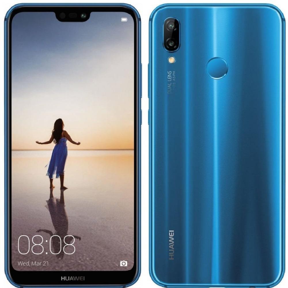 81ae4b654ef06 Celular Libre Huawei P20 Lite 5.8    32gb   16mp+2mp 4gb Ram ...