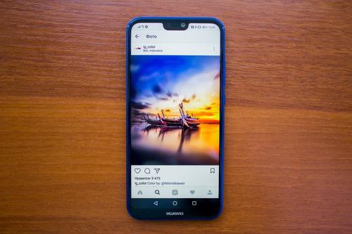 celular libre huawei p20 lite -  nuevo