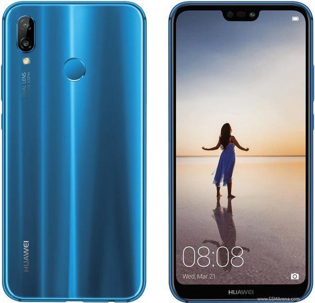 973cf2a5bb606 Celular Libre Huawei P20lite Reconocimiento Facial 32gb Lte ...