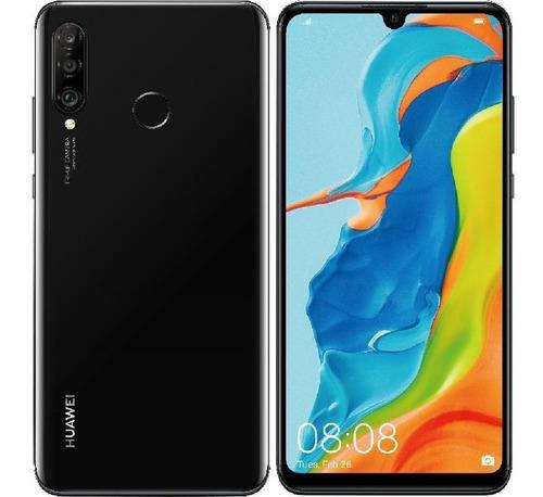 celular libre huawei p30 lite 128gb /32mp /3 camaras + forro