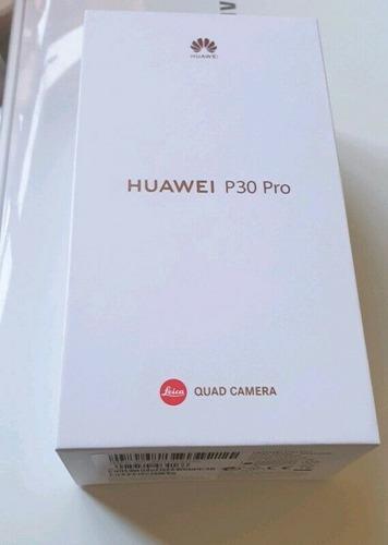 celular libre huawei p30 pro 256gb 8gbram sellado 4g