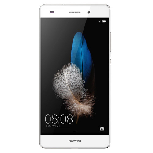 celular libre huawei p8 lite white