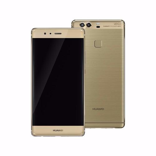 celular libre huawei p9 dorado ram 3gb 32gb cam dual 12mpx