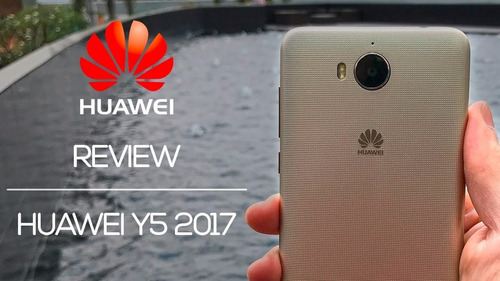 celular libre huawei y5 2017 frontal flash cam 8mpx 16gb