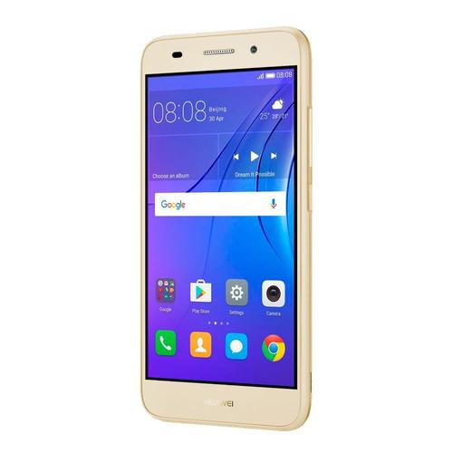 celular libre huawei y5 lite 2017 5.0'' 8gb 8 mp dual dorado