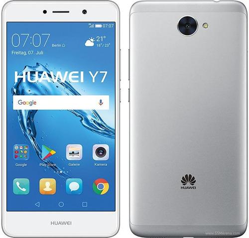 celular libre huawei y7 5.5'' 16gb /12mp/8mp / 4g
