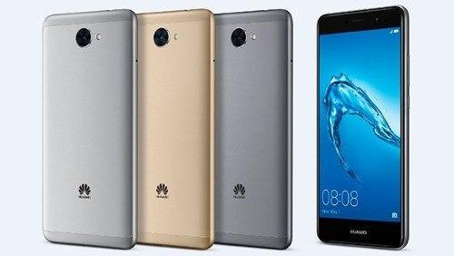 celular libre huawei y7 5.5'' 16gb 12mp/8mp 4g lte