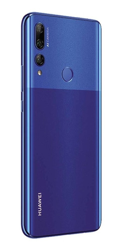celular libre huawei y9 prime 2019/128gb + forro