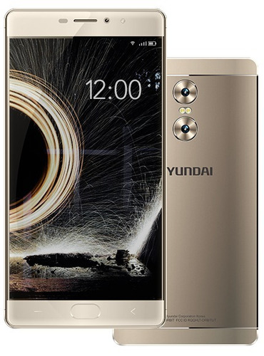 celular libre hyundai orbit 5.5''16 gb 13mp/0.3mp 4g dorado