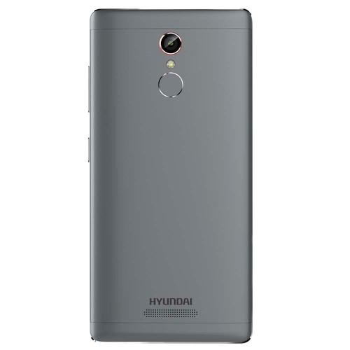 celular libre hyundai ultra storm plata