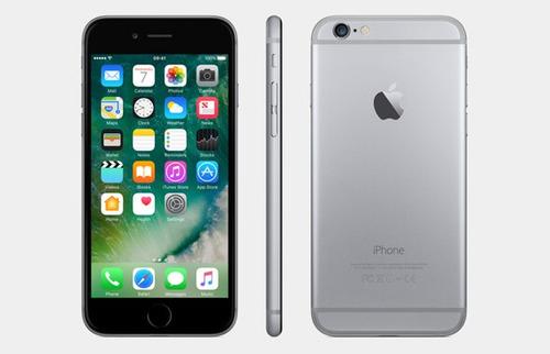 celular libre iphone 6 16gb 4,7  4g 8mp silver