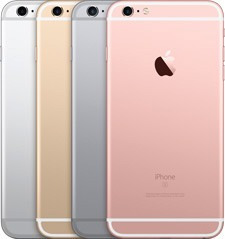 celular libre iphone 6s plus 16gb 4g 5,5  12mp gris plata do