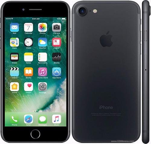 celular libre iphone 7 32gb 4.7 12mpx caja sellada