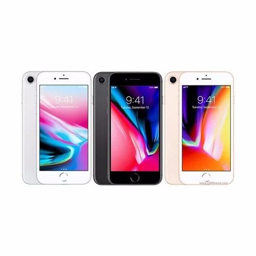 celular libre iphone 8 64gb 4g lte pantalla 4.7 dorado
