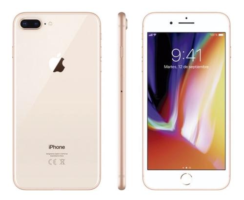 celular libre iphone 8 plus 256 gb 5.5 12 mp 4g