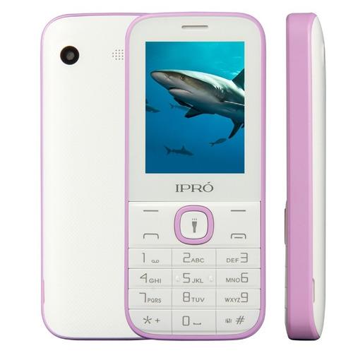 celular libre ipro bee 2 mini camara radio mp3 linterna sd