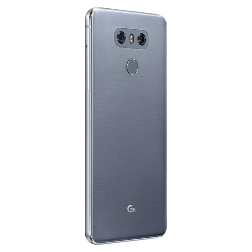 celular libre lg g6 plateado