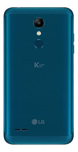 celular libre lg k11 plus azul