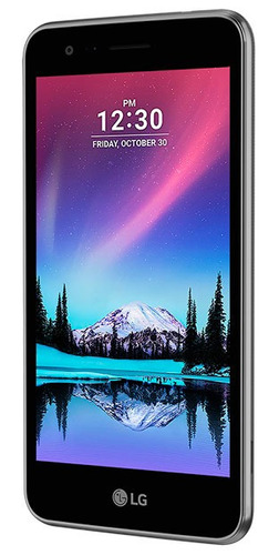 celular libre lg k4 2017 titan gray lte  5mpx 8gb 5 pulgadas