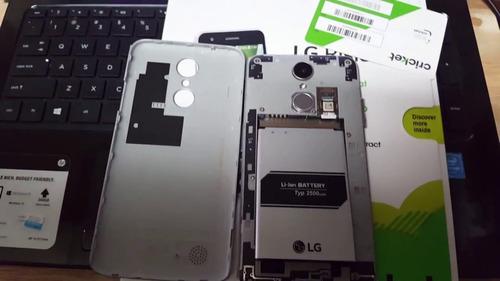 celular libre lg risio2 5 pulg 4g 1.5 gb ram 16 gb rom
