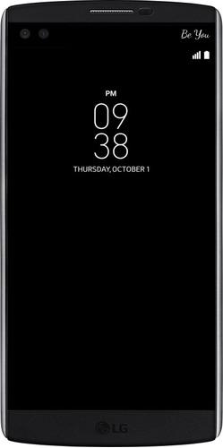 celular libre lg v10 black h960