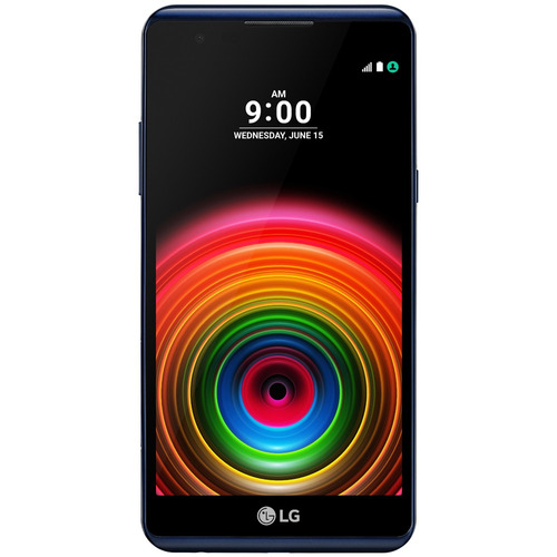 celular libre lg x-power black 4g