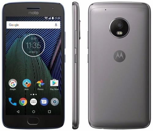 celular libre moto g5 plus 5.2 32gb 5mp/12mp / 4g lte