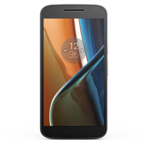 celular libre motorola g4 negro