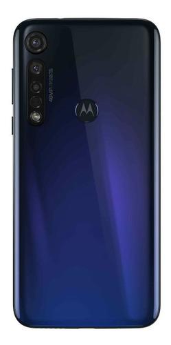 celular libre motorola g8 plus azul